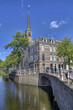 Canal in Delft