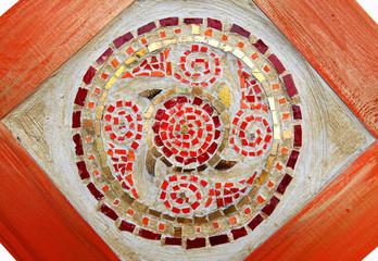 Mandala close-up