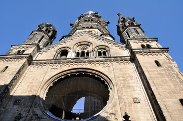 Kaiser Wilhelm Memorial Church, Berlin (Germany)