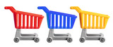 Miniature Shopping Trolleys