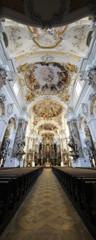 Basilika Ottobeuren, Bayern, Deutschland