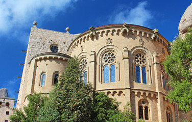 Montserrat Monastery is a beautiful Benedictine Abbey