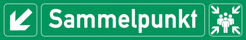 German Banner G313 - sammelpunkt - Südwest