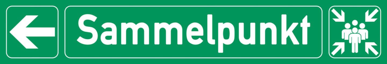 German Banner G314 - sammelpunkt - Westen