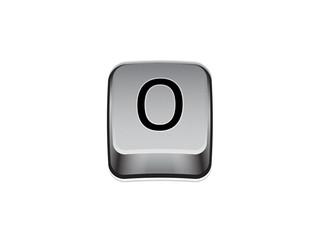 Tasto O tastiera computer