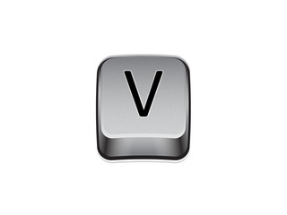 Tasto V tastiera computer