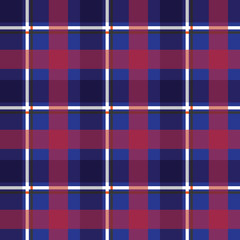 Plaid seamless texture