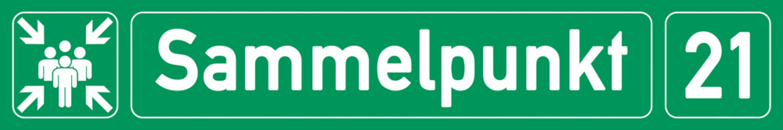 German Banner G336 - sammelpunkt - nummer 21
