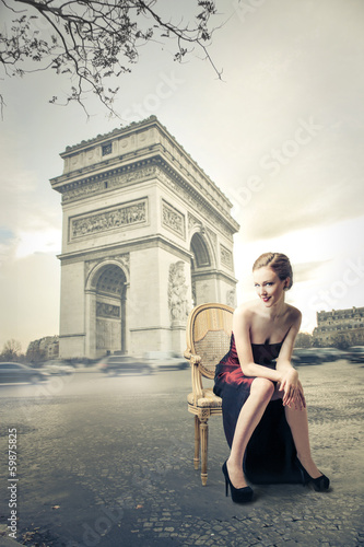 Beauty in Paris
