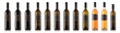 Wine bottle collection - 59877243