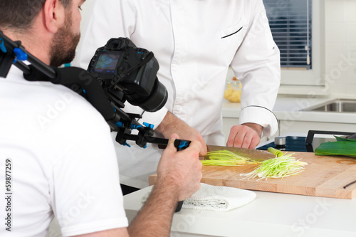 Making of kitchen show