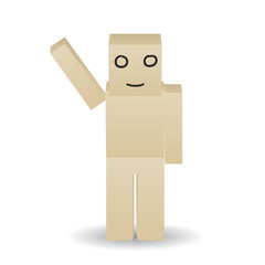 paper man7