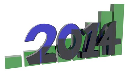 2014 green bars