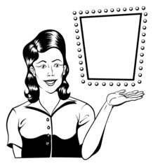 Woman Ad