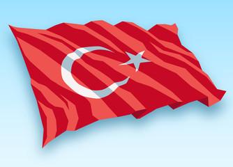 Türk bayrağı  ( 4 )