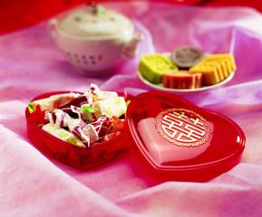 Chinese festive celebrations, mascot