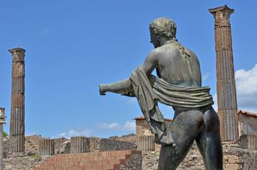 The god Apollo