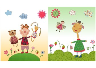 illustrations for children
