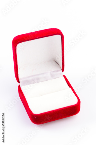 Jewelry red box