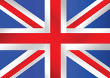 united kingdom flag or UK  british flag