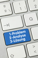 Problem_Analyse_Lösung. Tastatur