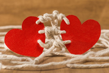 Bounding love