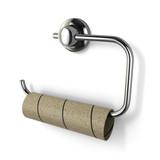 Fototapety Empty toilet paper roll