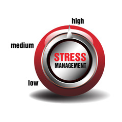 Stress management button