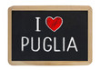 I love Puglia