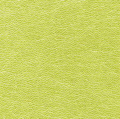 Background of yellow leather texture