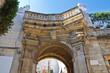 Giannuzzi Palace. Manduria. Puglia. Italy.