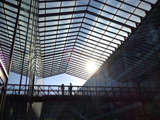 soffitto vetrato