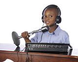 Happy Young DJ