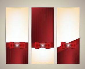 Decorative templates for congratulations and invitations