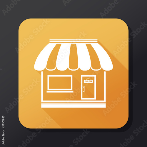 Vector shop icon