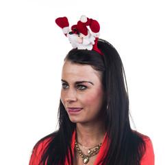Christmas headset