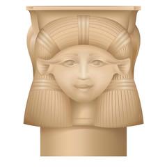 Hathor column