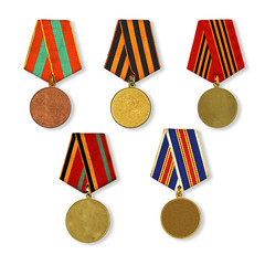 patterns medals