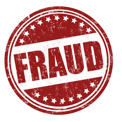 Fraud stamp