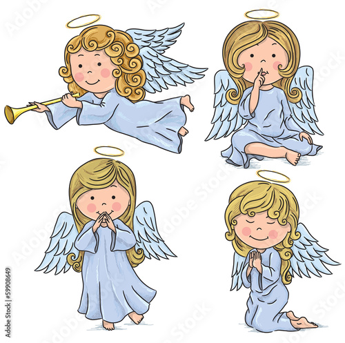 Cute angels