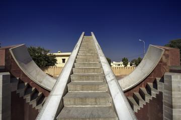 India, Rajasthan, Jaipur, Astronomical Observatory