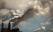 Leinwandbild Motiv Smokestacks