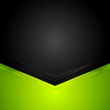 Vector technical abstract design
