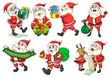 Busy Santa