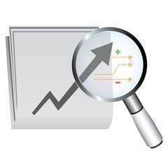 business analysis, data analysis concept