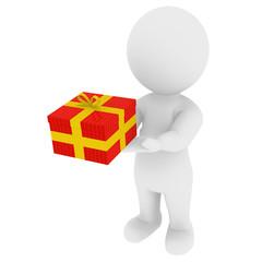 Geschenk verschenken