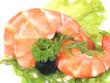 Fresh shrimpms