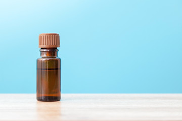 one bottle of essential oil