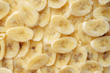 banana pieces