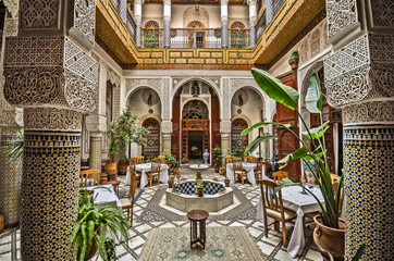 Moroccan Interior